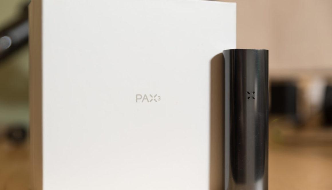 Pax 3 and box